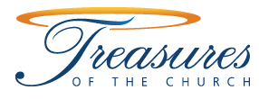Treasures of the Church logo